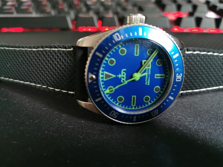 Octon Custom Diver 9