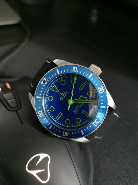 Octon Custom Diver 4