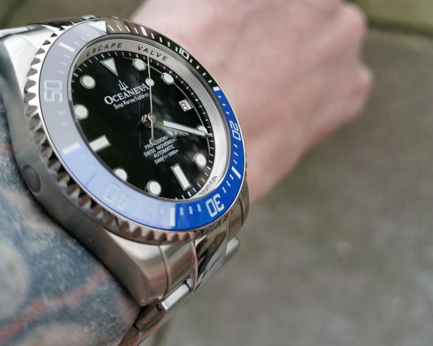 Oceaneva Deep Marine Diver 2