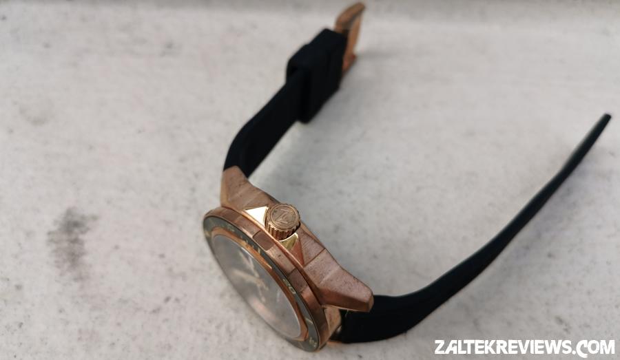Zelos Bronze Swordfish 12