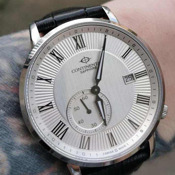 Continental Dress Watch 3