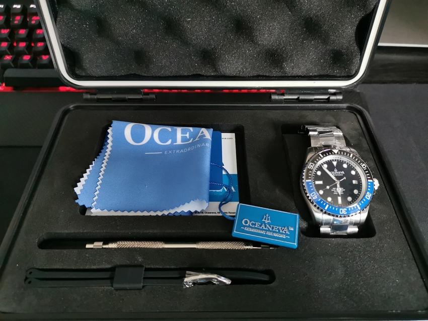 Oceaneva Deep Marine Diver 1