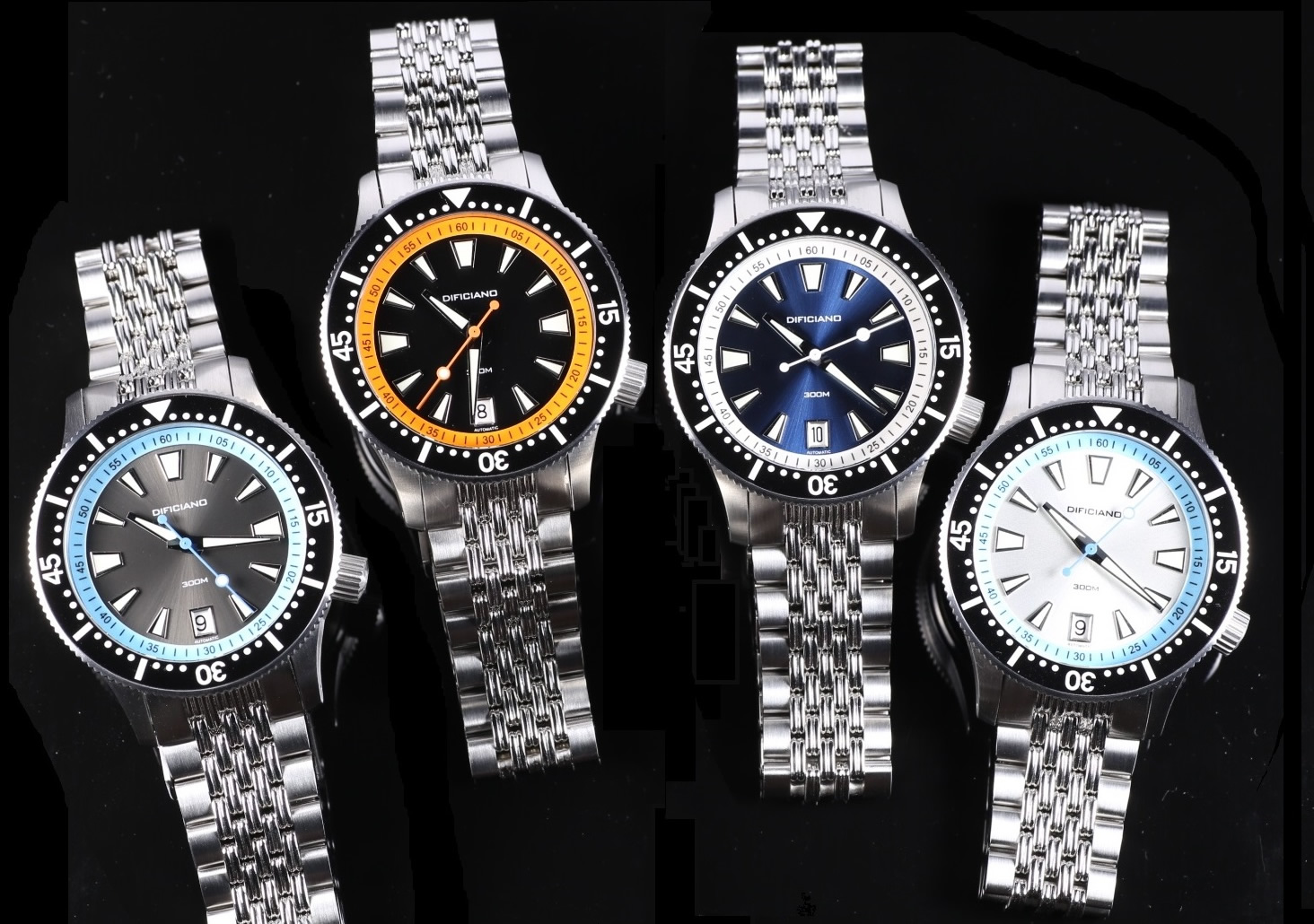 Dificiano Watches