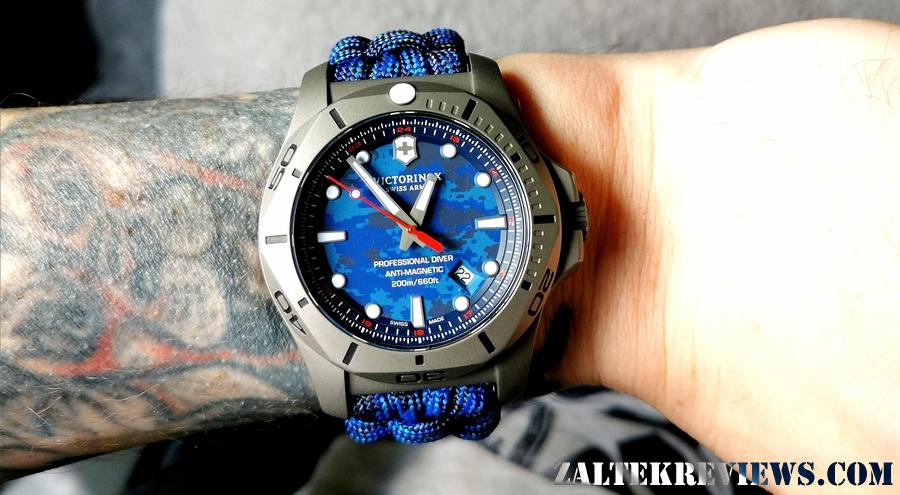 I.N.O.X. Professional Diver Titanium
