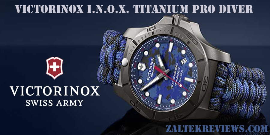 Victorinox Titanium INOX