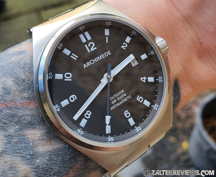 Archimede Outdoor 41 Sports Watch