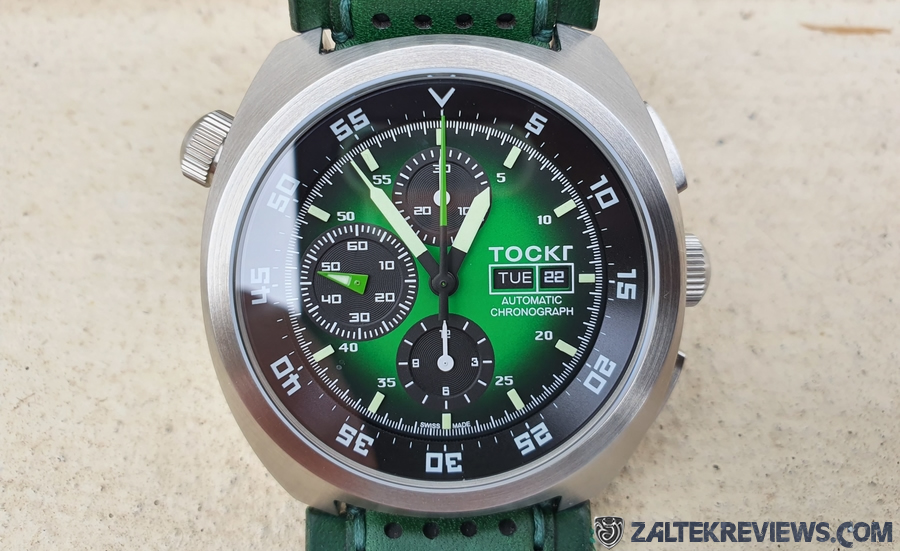 Tockr Air Defender HULK Review