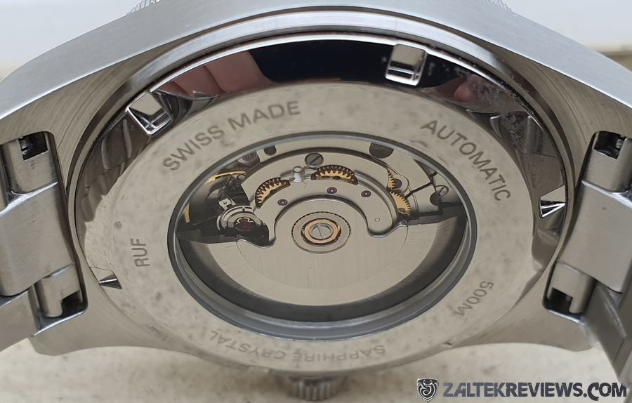 RUF500 Diver Automatic Review