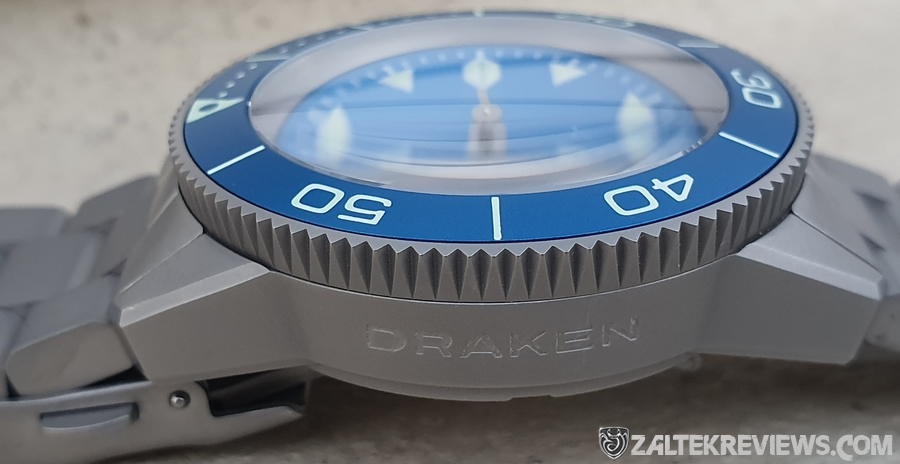 Draken Tugela 2.0 – Super Blue LE Review