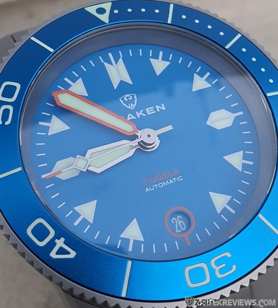 Draken Tugela 2.0 – Super Blue LE Review