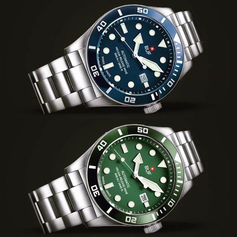 RUF500 Diver 1