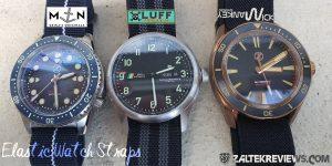 Elastic Watch Straps