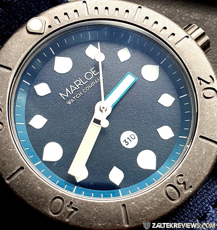 Marloe Watch Co Morar Review