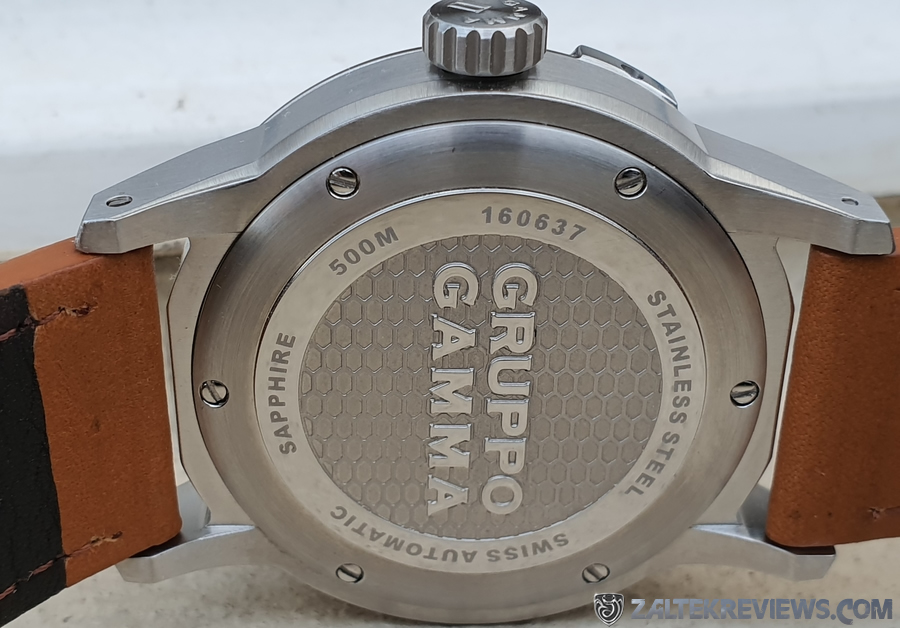 Gruppo Gamma Divemaster Review