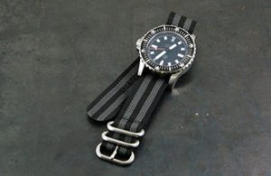 HELM NS1 NYLON STRAP