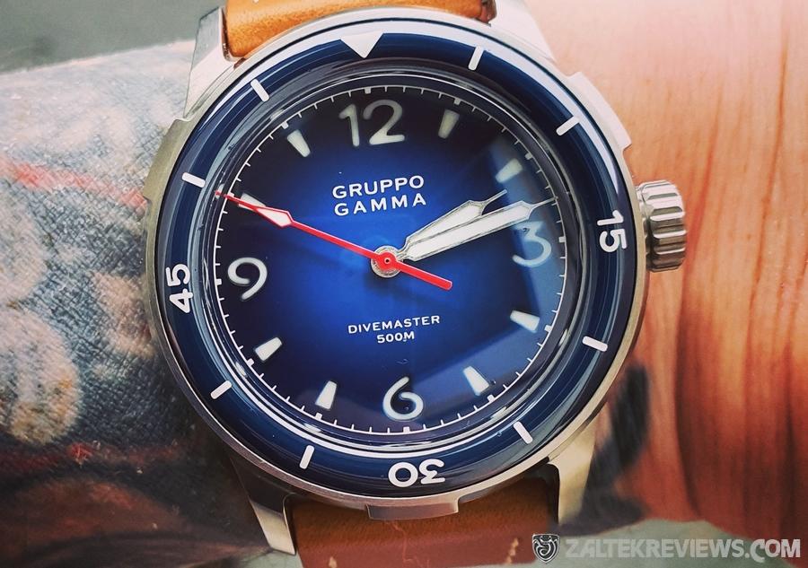 Gruppo Gamma Divemaster DG-06 Review