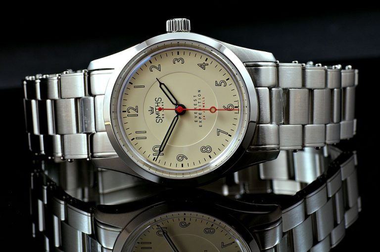 SMITHS EVEREST 'EXPEDITION' 36mm White Dial
