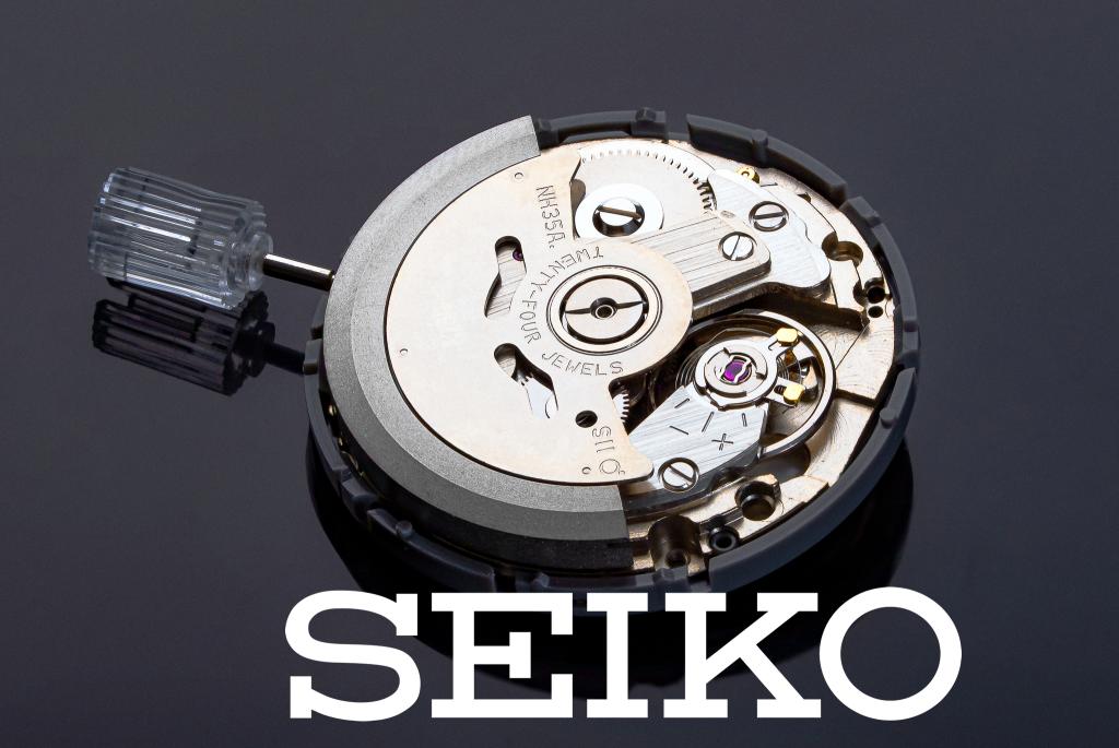 Seiko NH35