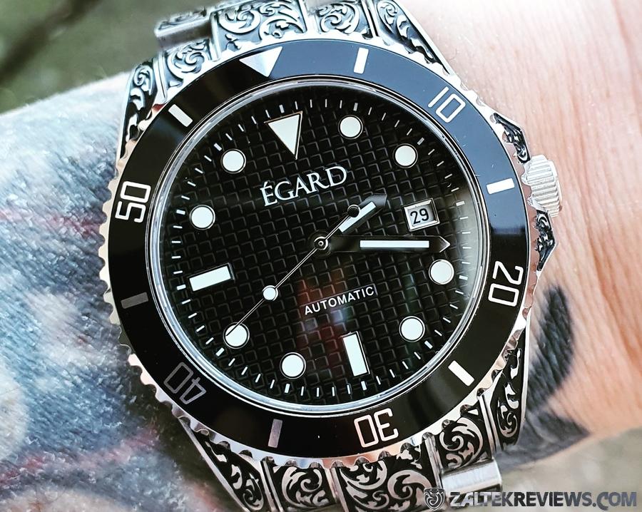 ÉGARD Poseidon Review