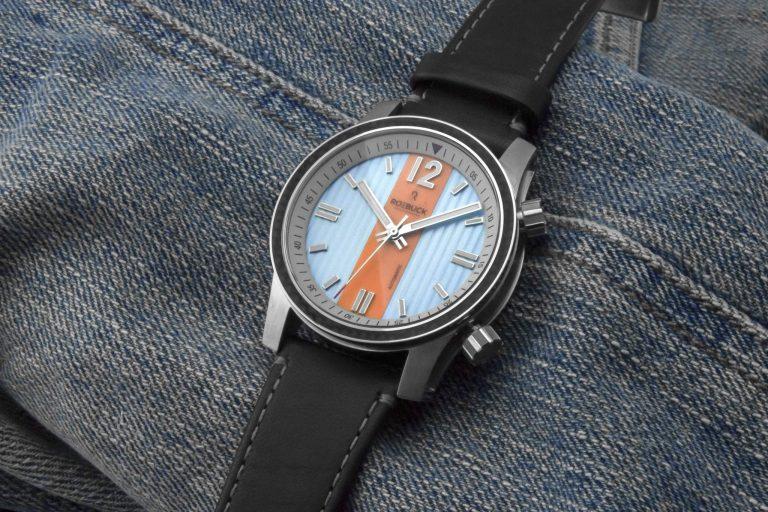 Diviso Orange/Blue