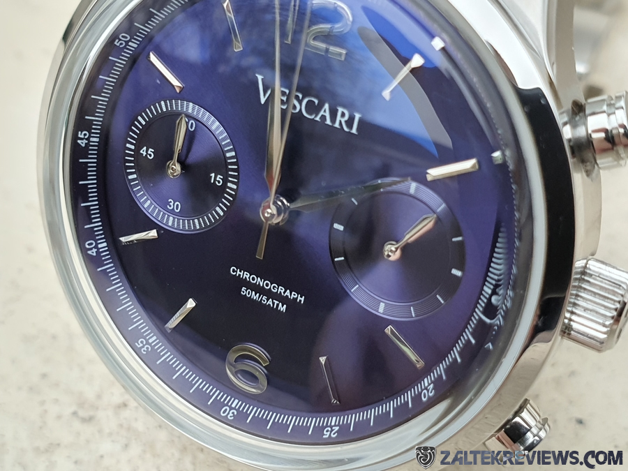 Vescari Watch Co Chestor Chronograph Review