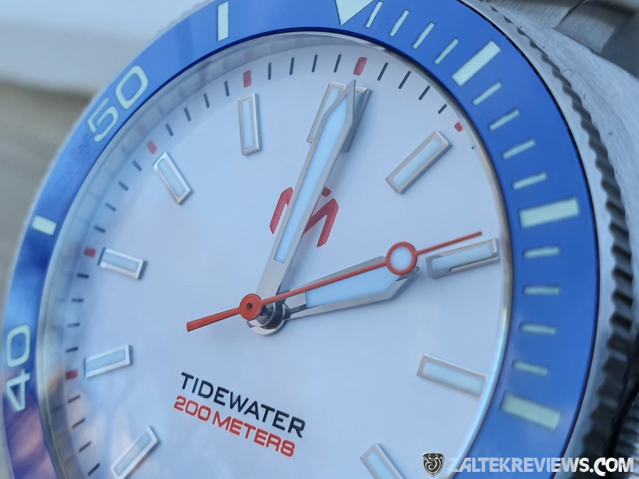 McDowell Time Tidewater Review