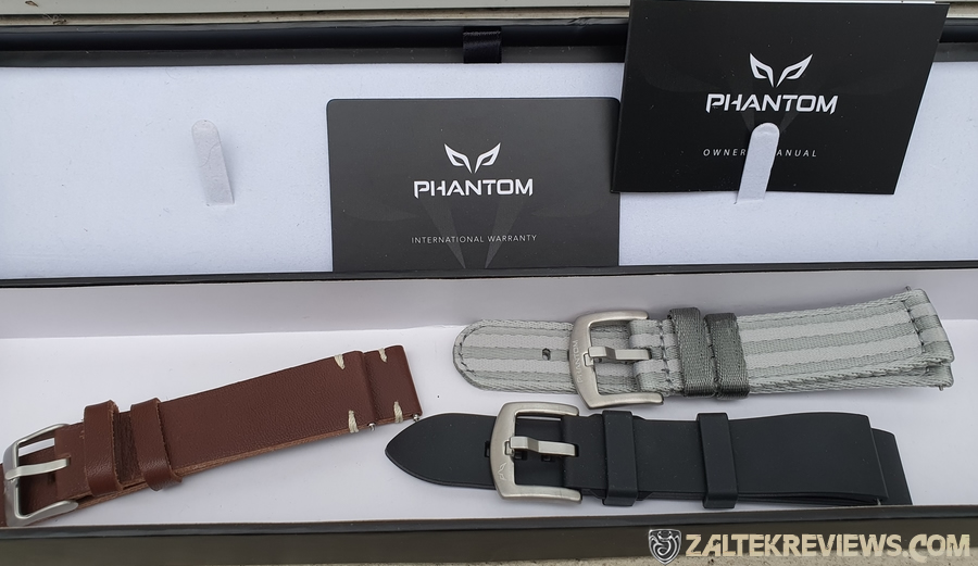 Phantom Watch Co Caleuche Review