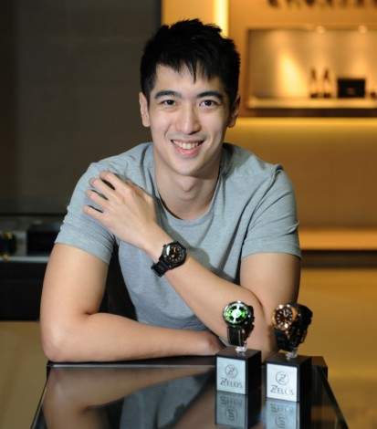 Elshan Tang, Owner, Zelos Watches