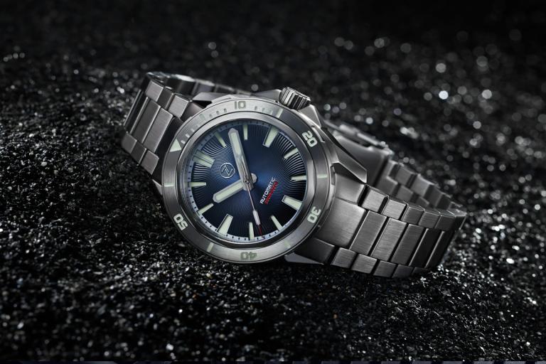 Swordfish v2 Helical Blue