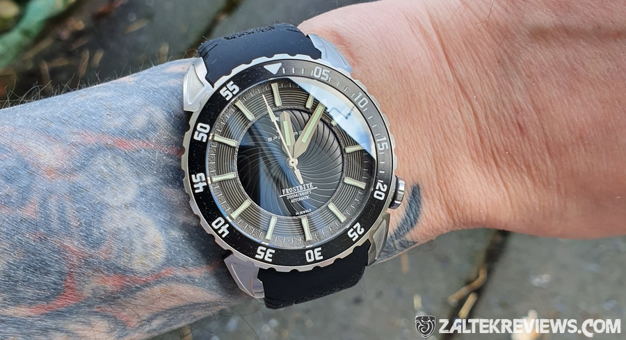 Spectre Frostbite Dive Watch Review