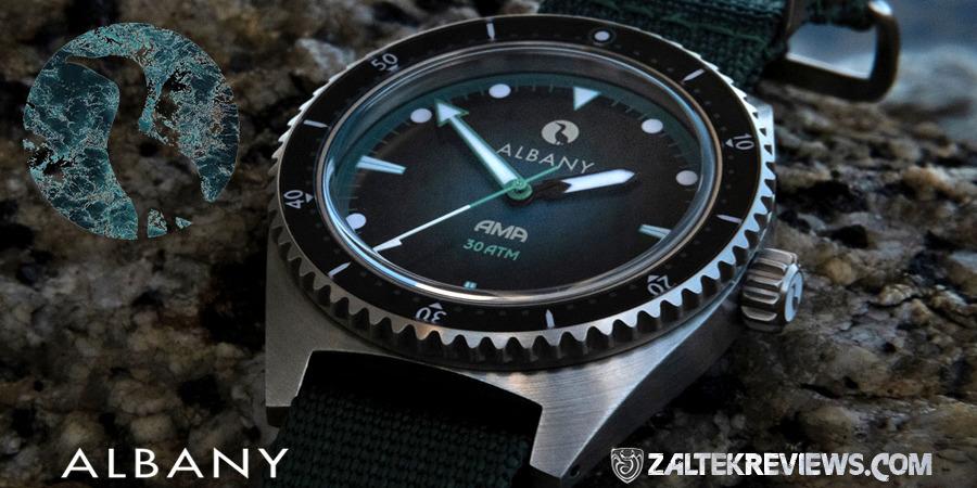 Albany AMA Diver