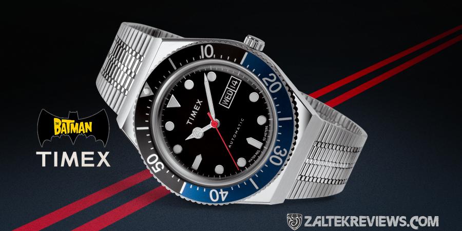 Timex M79 Batman