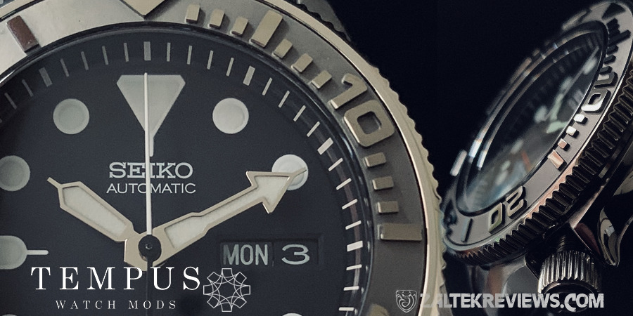 Tempus Watch Mods