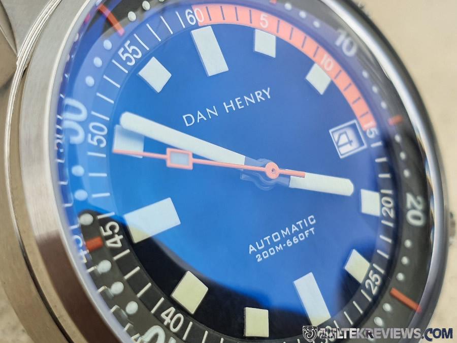 Dan Henry 1970 Compressor Dive Watch Review