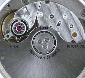 Miyota 9039