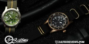 JP Custom Watches