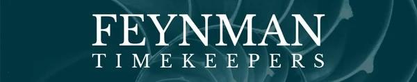 Feynman Timekeepers Logo