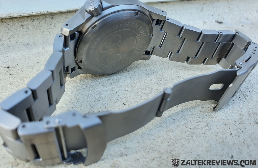 Hamtun Kraken H2 Titanium Dive Watch Review