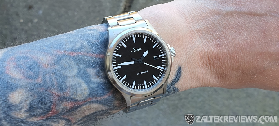 Sinn 556i Sports Watch Review