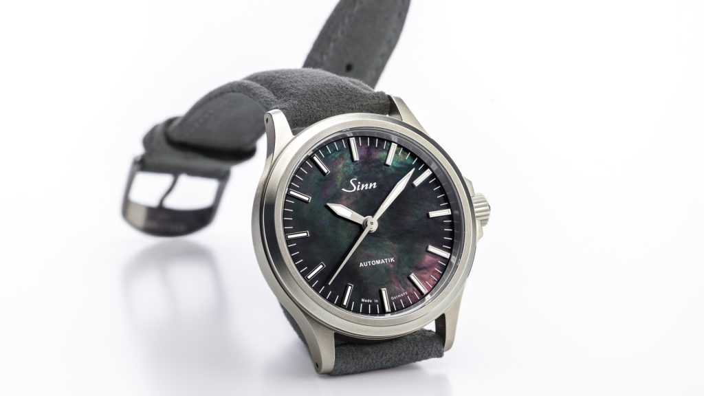 Sinn 556i Mother of Pearl
