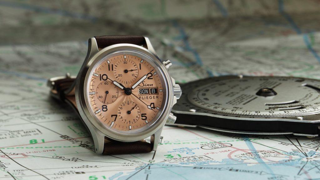 Sinn Chronograph 356