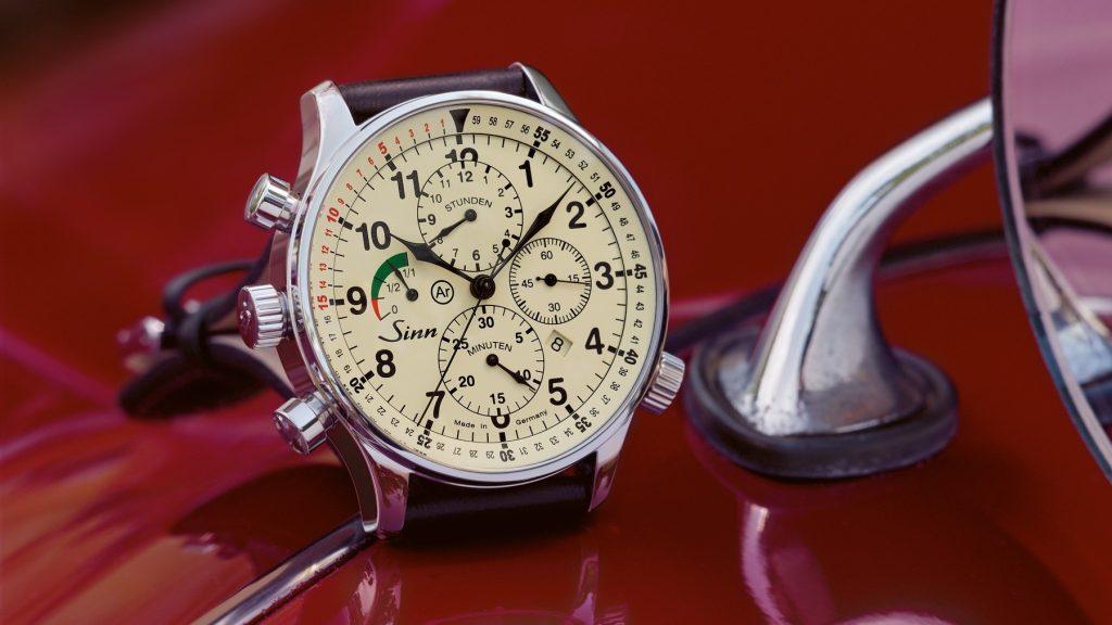Sinn Rallye Chronograph 917