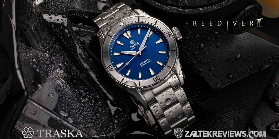 Traska Freediver II Review