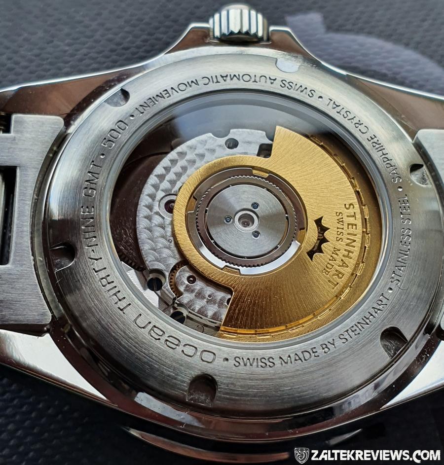 Steinhart Ocean 39 GMT Premium 500 Review