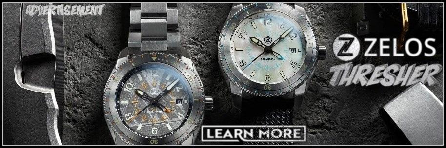 Zelos Thresher 500m GMT Ad-Zaltek Reviews
