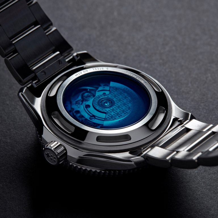 New Release - Christopher Ward C60 Sapphire