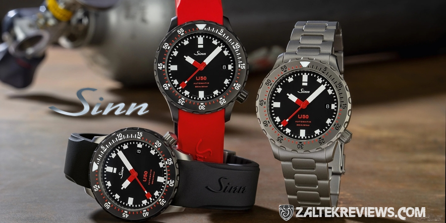 Sinn U50 Dive Watch