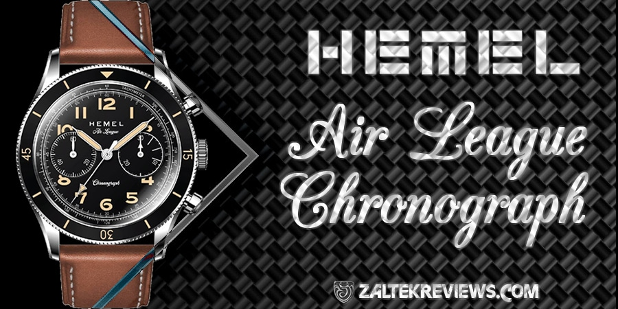 HEMEL Air League Chronograph