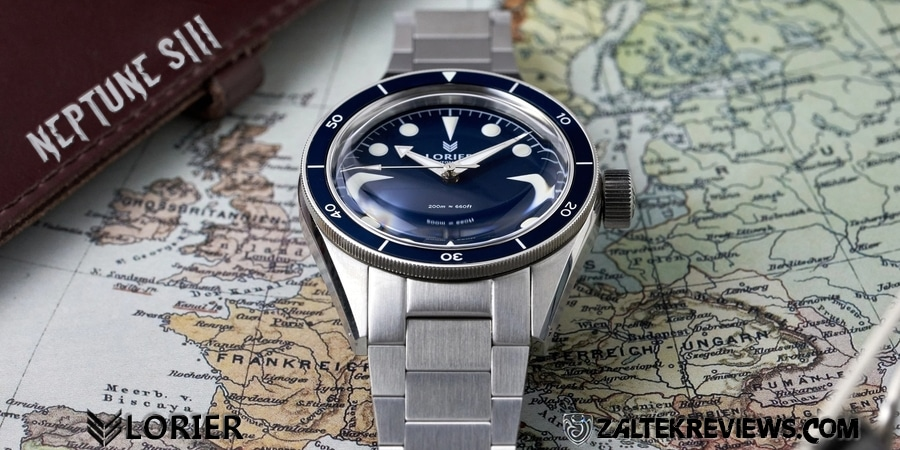 Lorier Neptune Series III