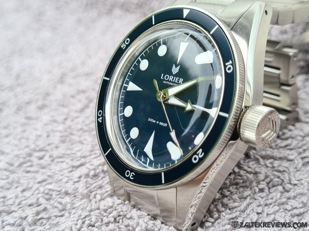 Lorier Neptune Series III Review